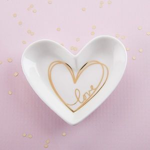 Kate Aspen Love Trinket Dish